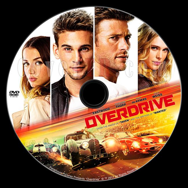Overdrive (Bas Gaza) - Custom Dvd Label - English [2017]-3jpg