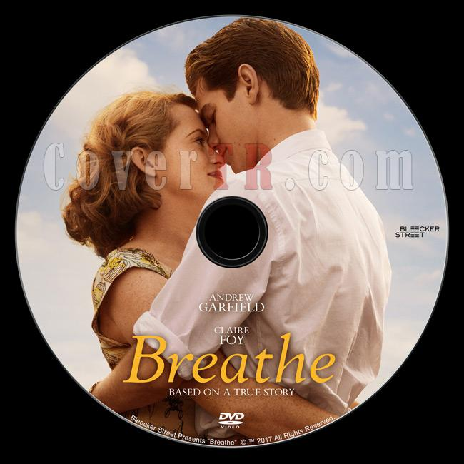 Breathe - Custom Dvd Label - English [2017]-2jpg