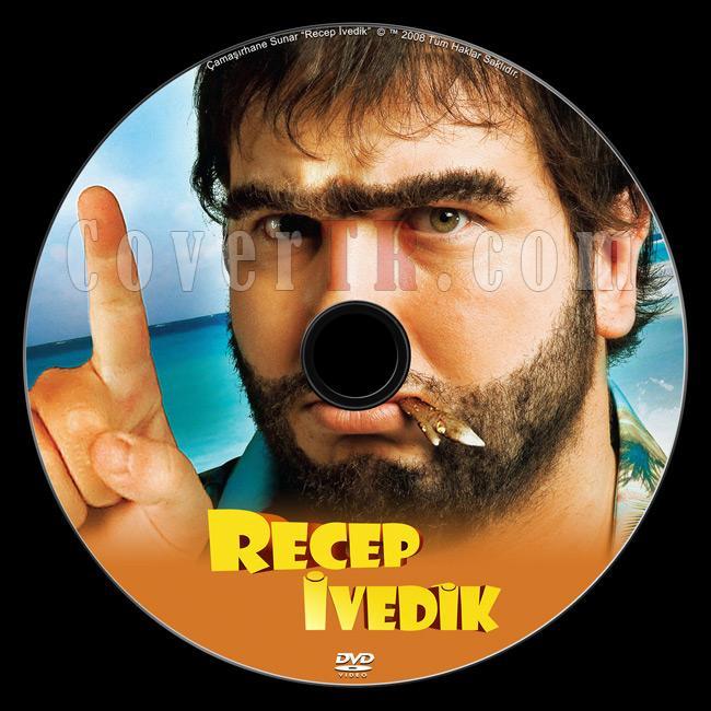 Recep İvedik - Custom Dvd Label - Türkçe [2008]-1jpg