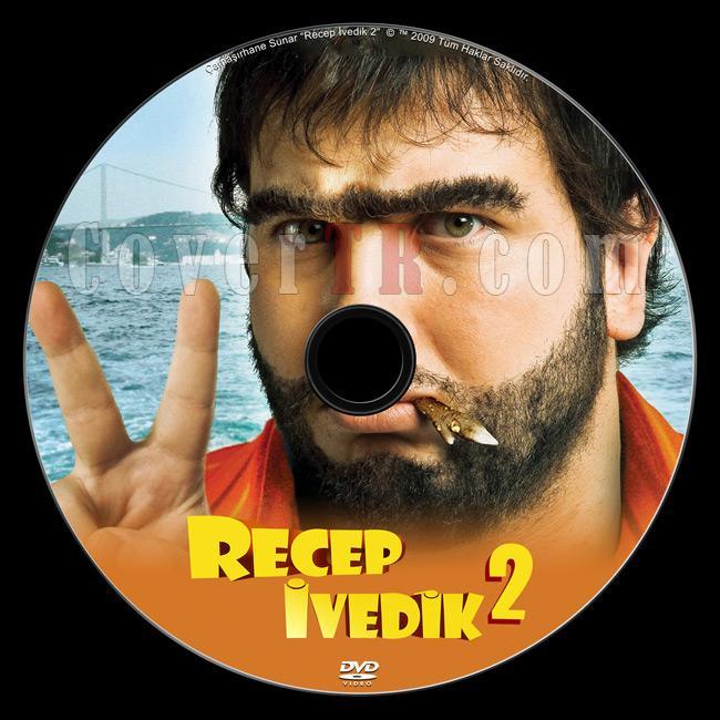 Recep İvedik 2 - Custom Dvd Label - Türkçe [2009]-2jpg