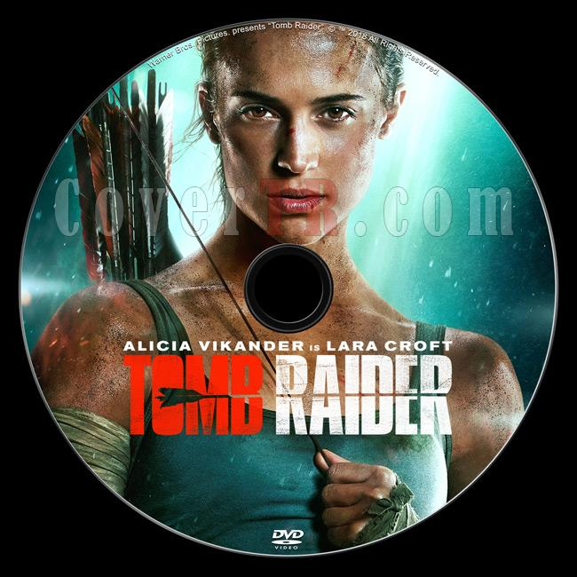 Tomb Raider - Custom Dvd Label - English [2017]-1jpg