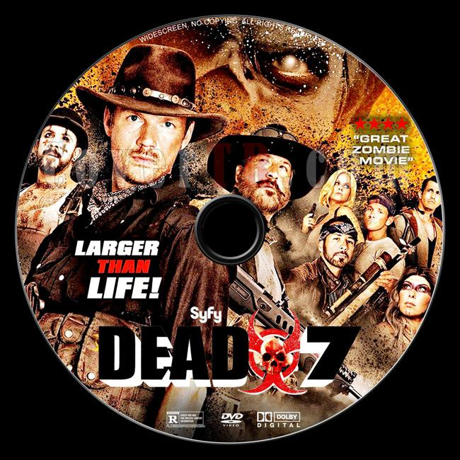 Dead 7 - Custom Dvd Label - English [2016]-04jpg