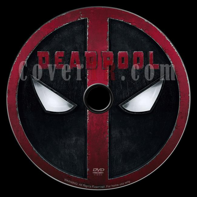 Deadpool - Custom Dvd Label - English [2016]-04jpg