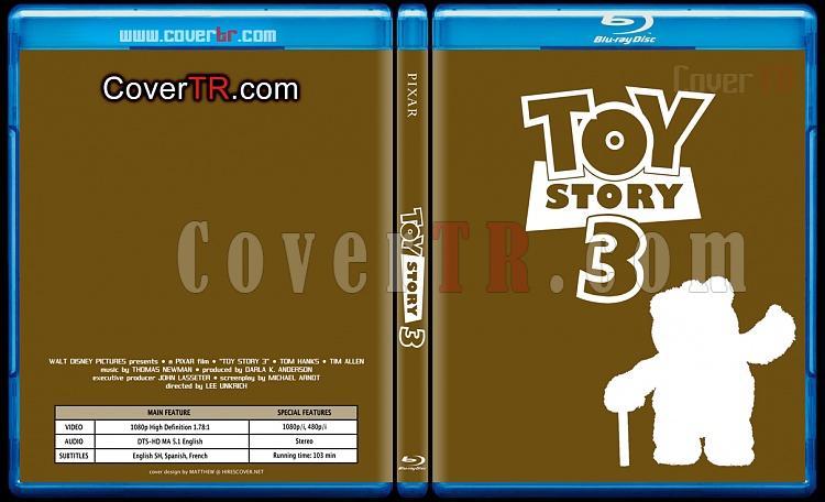 Pixar Animation Template Collection (Blu-Ray)-2jpg
