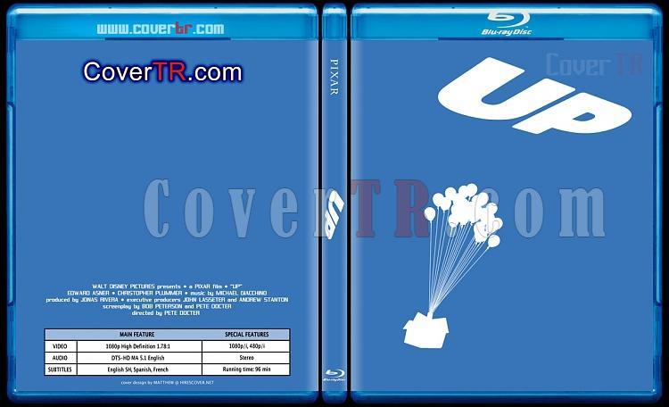 Pixar Animation Template Collection (Blu-Ray)-3jpg