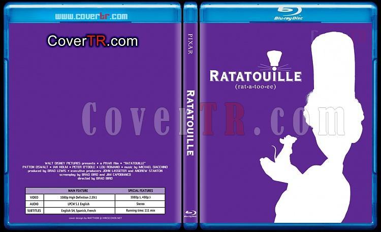 Pixar Animation Template Collection (Blu-Ray)-5jpg