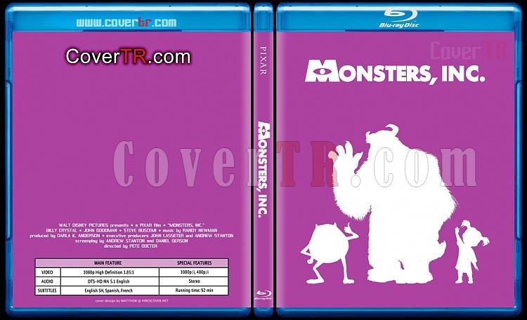Pixar Animation Template Collection (Blu-Ray)-9jpg
