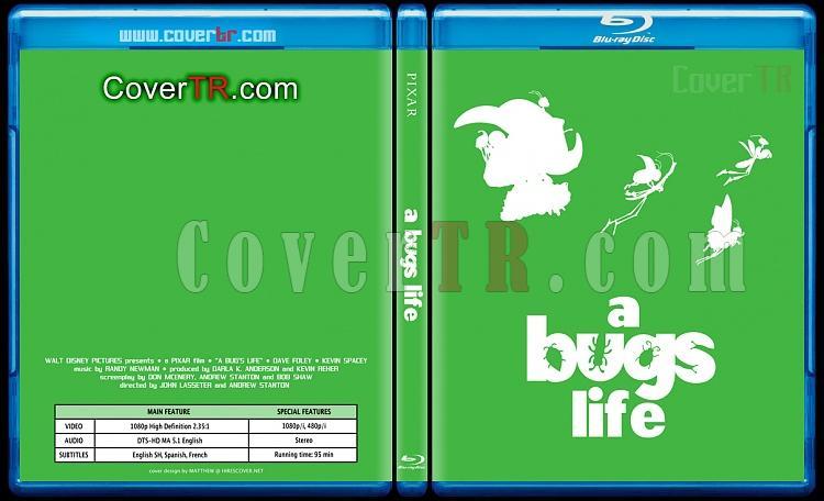 Pixar Animation Template Collection (Blu-Ray)-11jpg