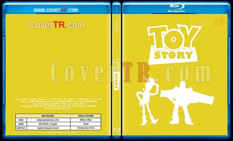 Pixar Animation Template Collection (Blu-Ray)-12jpg