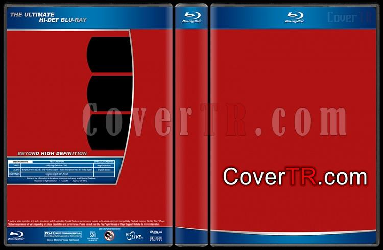 Blu-Ray DVD Template (Standart 27mm)-thin6jpg