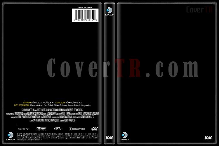 Kanal D Dvd Template-covertr-dvdjpg