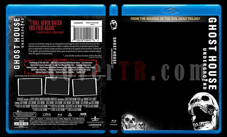 Ghost House Underground Blu-ray Template-ghosthousebdtemplatepvjpg