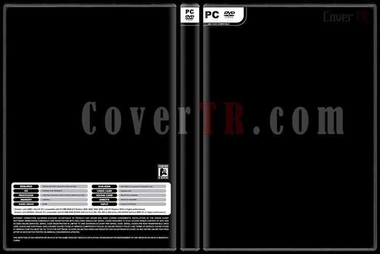 Pc Game - Dvd Template + Fonts-previewjpg