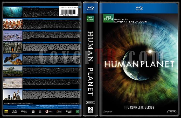 Human Planet (The Complete Series) - Custom Dvd Cover Box Set - English [2011]-human-planet-complete-seriesjpg