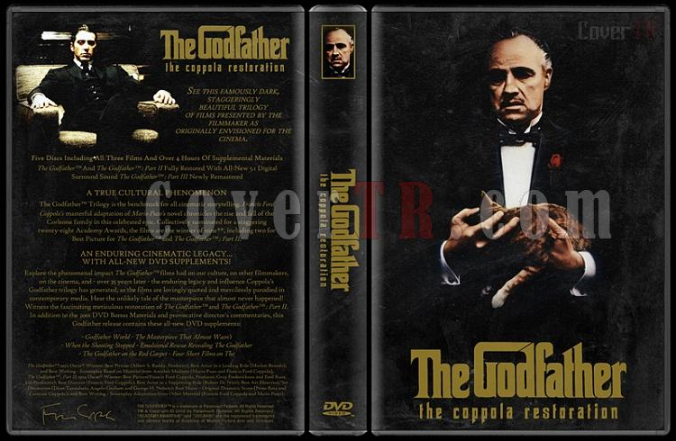 The Godfather ( The Coppola Restoration) - Custom Dvd Cover Box Set - English [1972-1990]-the_godfather_5_dvdjpg