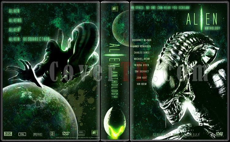 Alien (Anthology) - Custom Dvd Cover Box Set - English [1979-1997]-12disc-3520x2160-450-flatjpg