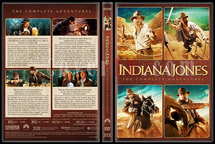 Indiana Jones Collection - Custom Dvd Cover Box Set - English [1981-2008]-indiana_jones_complete_dvd_bunny_dojojpg