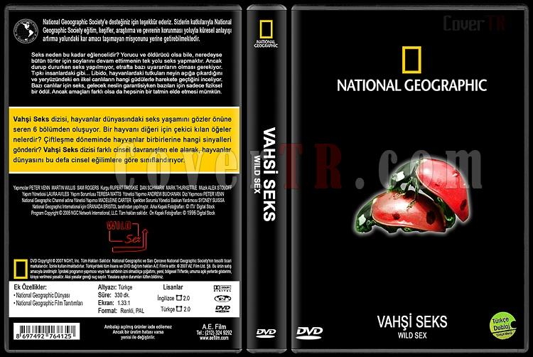 National Geographic: Vahşi Seks - Custom Dvd Cover Box Set - English [2007]-national-geographic-vahsi-seks-boxsetjpg
