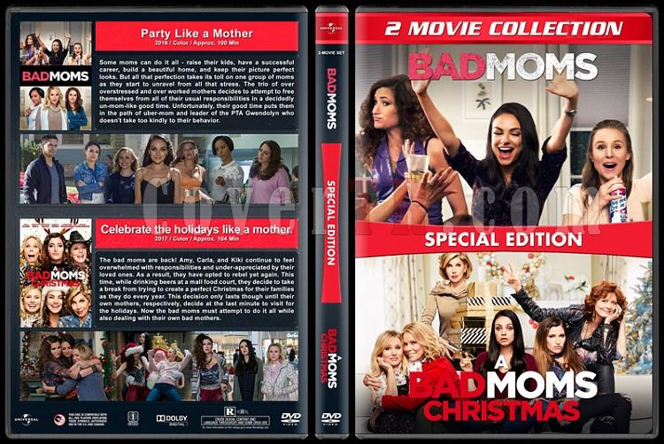 Image result for bad moms 1 and 2