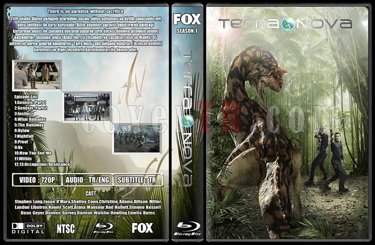 Terra Nova (Season 1) - Custom Dvd Cover - English [2011]-terra-2jpg