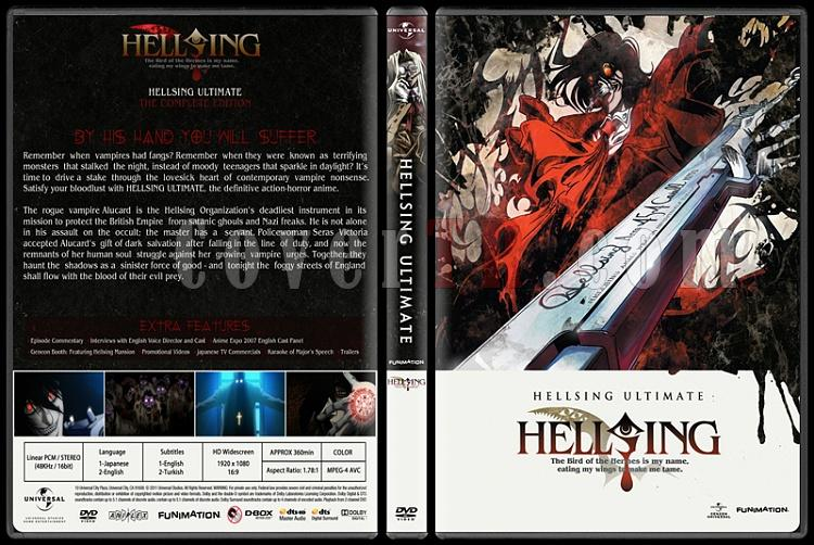 Hellsing Ultimate - Custom Dvd Cover - English [2006-2012]-000000jpg