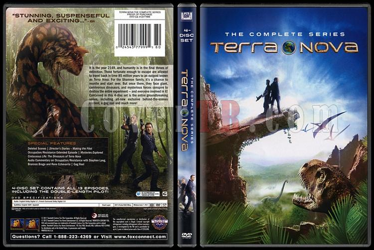 Terra Nova (Season 1) - Scan Dvd Cover - English [2011]-terra-nova-season-1-custom-dvd-coverjpg