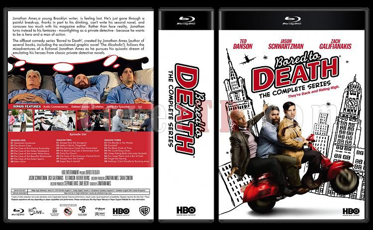 Bored to Death - Custom Dvd Cover Box Set - English [2009-2011]-12li-dvd-copyjpg