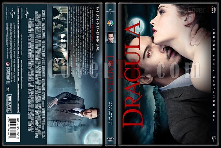 Dracula (Season 1) - Custom Dvd Cover - English [2013]-draculajpg