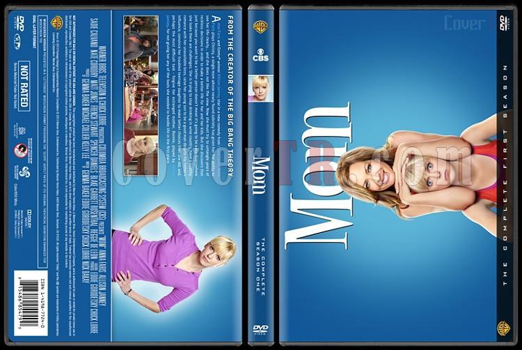 Mom (Season 1) - Custom Dvd Cover - English [2013]-momjpg