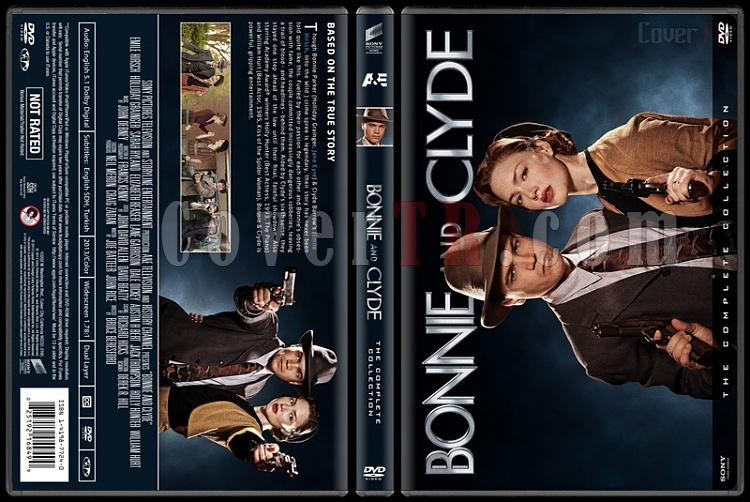 Bonnie and Clyde (The Complete Collection) - Custom Dvd Cover - English [2013]-bonnie-clydejpg