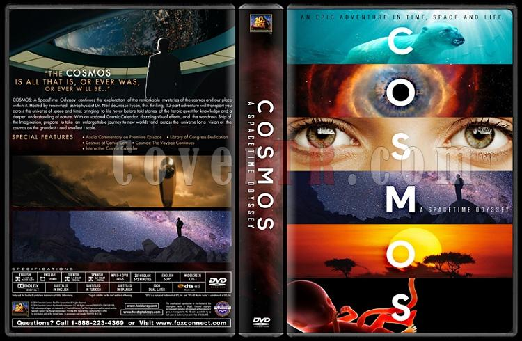 Cosmos A SpaceTime Odyssey (Cosmos: Bir Uzay Serüveni) - Custom Dvd Cover Box Set - English [2014]-thin6fjpg