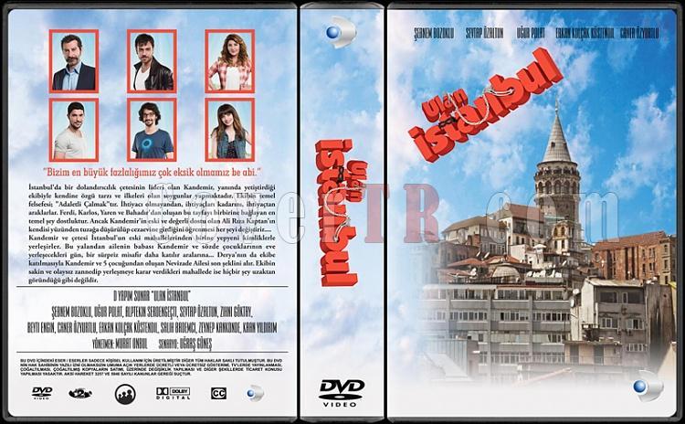 Ulan İstanbul - Custom Dvd Cover Box Set - Türkçe [2014-?]-2jpg