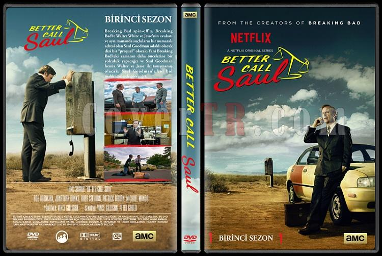 Better Call Saul (Season 1) - Custom Dvd Cover Box Set - Türkçe [2015-?]-better-call-saul-onizjpg