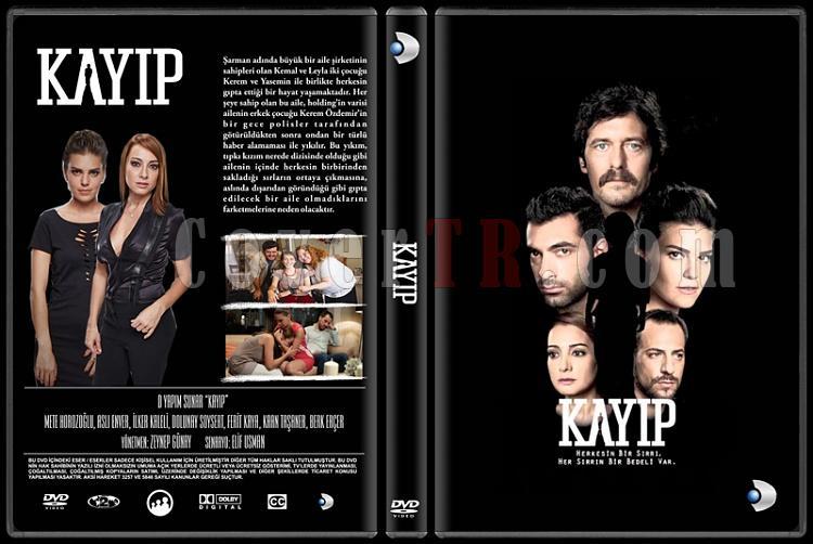 Kayıp - Custom Dvd Cover Box Set - Türkçe [2013-2014]-kayiponizjpg