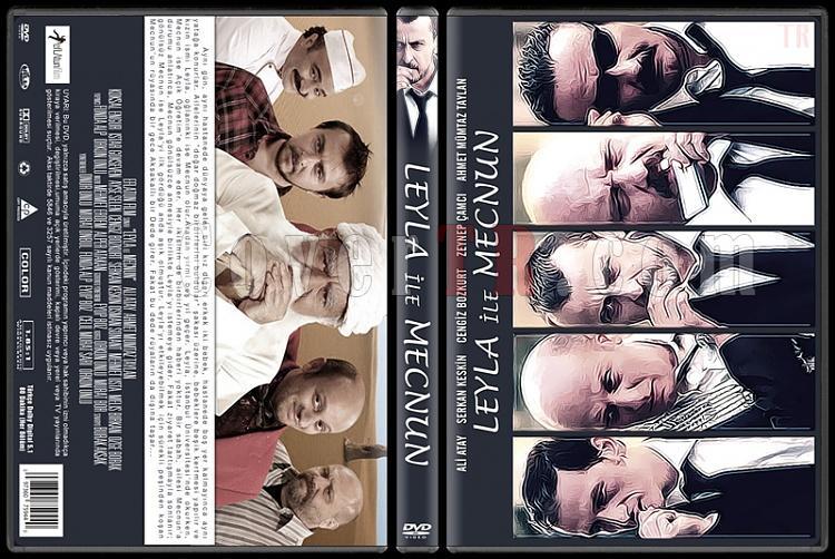 Leyla ile Mecnun (Sezon 1-3) - Custom Dvd Cover Box Set - Türkçe [2011-2013]-layla-ile-mecnunjpg