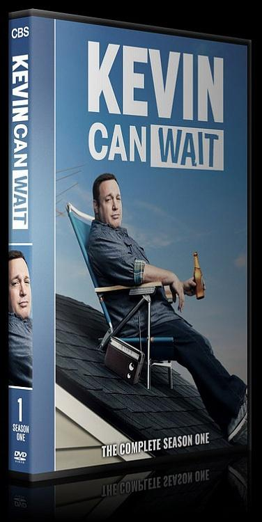 Kevin Can Wait (Season 1) - Custom Dvd Cover Box Set - English [2016-?]-kevjpg