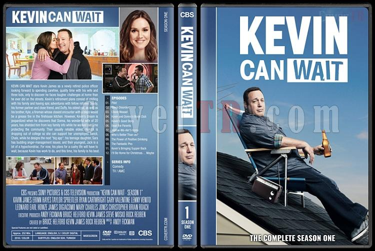 Kevin Can Wait (Season 1) - Custom Dvd Cover Box Set - English [2016-?]-standardjpg