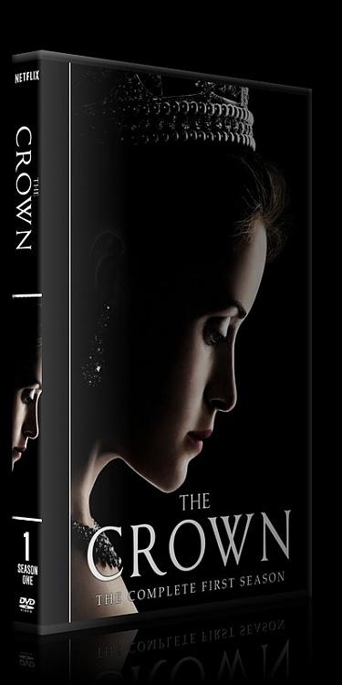 The Crown (Season 1) - Custom Dvd Cover Box Set - English [2016-?]-all3jpg