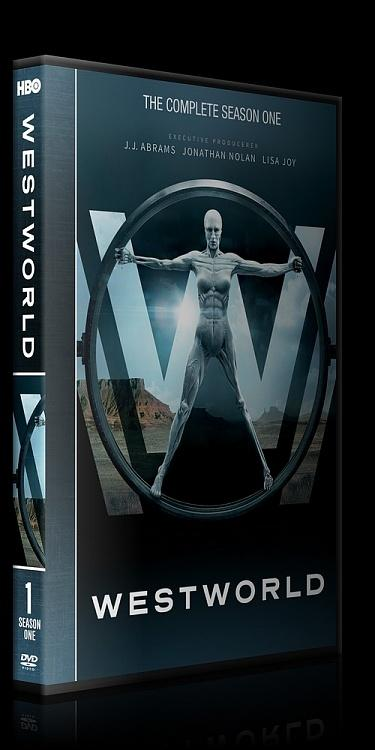 Westworld (Season 1) - Custom Dvd Cover Box Set - English [2016-?]-all3jpg
