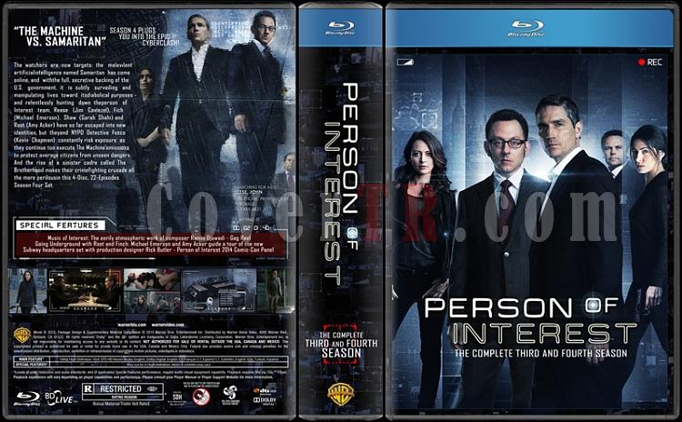 Person of Interest (Seasons 3-4) - Custom Dvd Cover Box Set - English [2013-2015]-12li-dvd-copyjpg