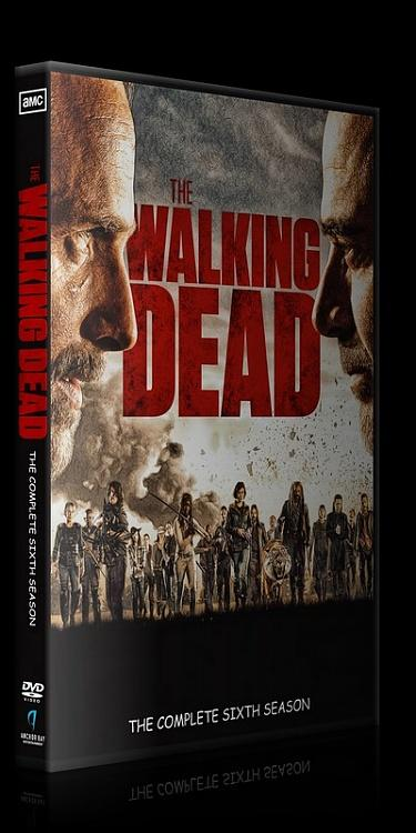 The Walking Dead (Season 8) - Custom Dvd Cover Box Set - English [2018]-0jpg