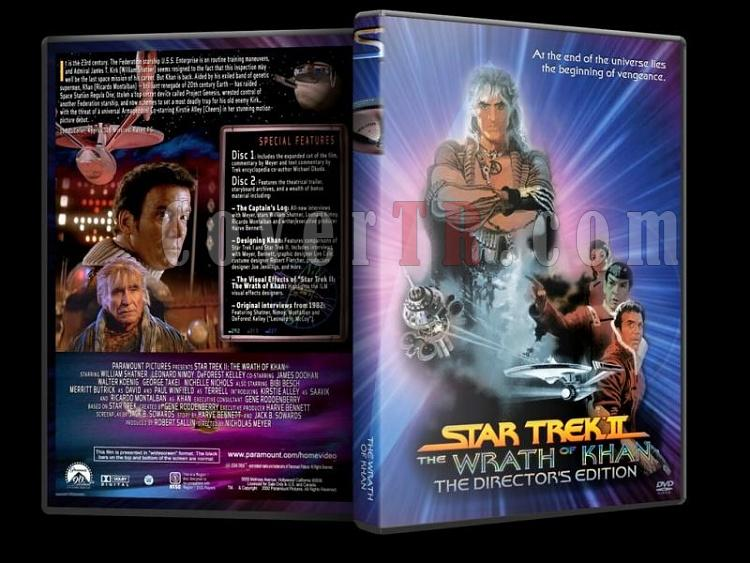 Star Trek Collection - Custom Dvd Cover Set - English [1979-2002]-star_trek_ii_jpg