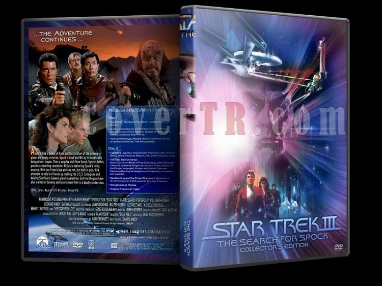 Star Trek Collection - Custom Dvd Cover Set - English [1979-2002]-star_trek_iii_jpg