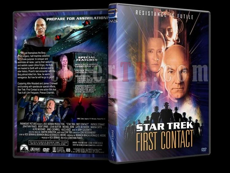 Star Trek Collection - Custom Dvd Cover Set - English [1979-2002]-star_trek_viii_jpg