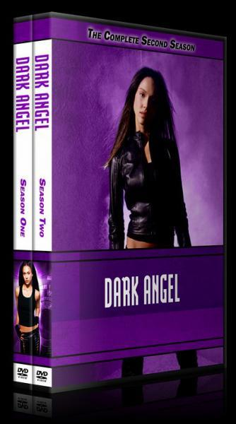 Dark Angel - Custom Dvd Cover Set - English [2000-2002]-set14mmjpg