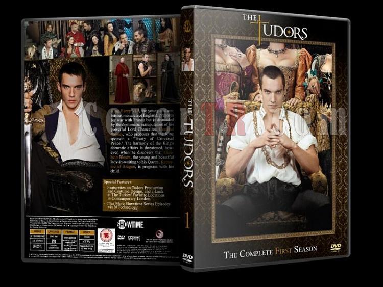 The Tudors (Season 1-4) - Collection Dvd Cover Set [2007-2010]-tudors-1-season-dvd-coverjpg