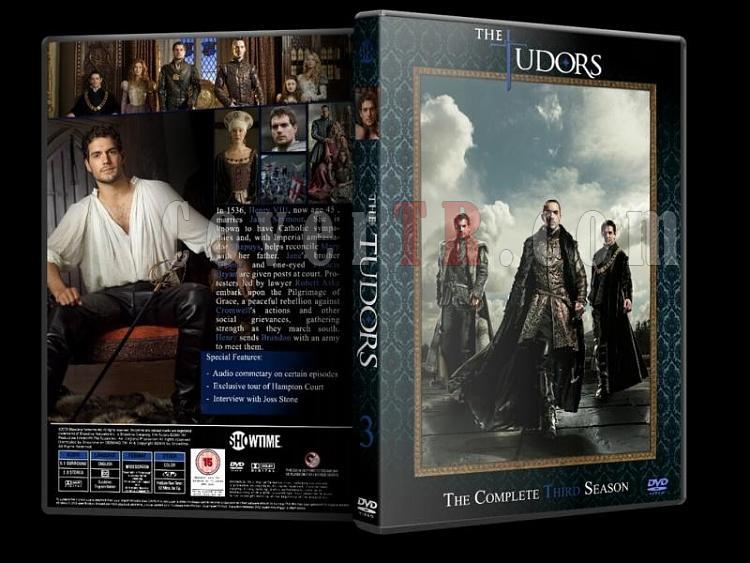 The Tudors (Season 1-4) - Collection Dvd Cover Set [2007-2010]-tudors-3-season-dvd-coverjpg