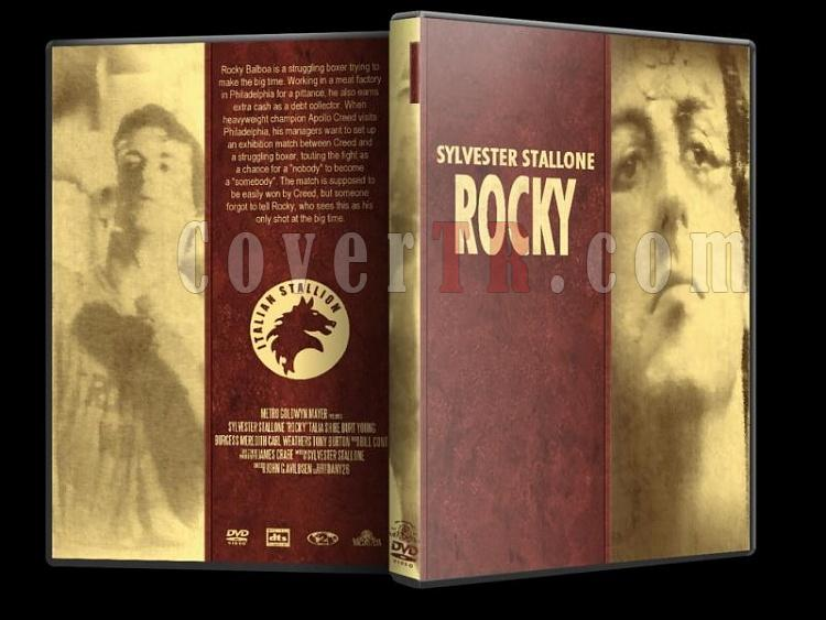 Rocky Collection - Custom Dvd Cover Set - English [1976-2006]-rocky-1-dvd-cover-wwwcovertrcomjpg