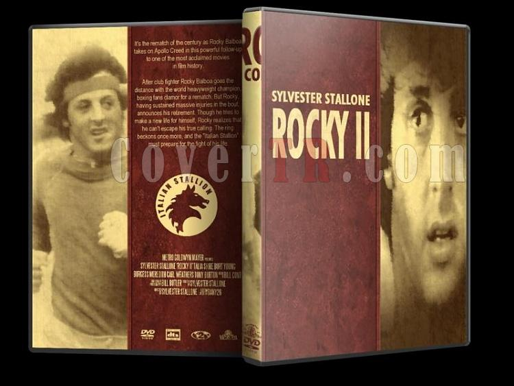 Rocky Collection - Custom Dvd Cover Set - English [1976-2006]-rocky-2-dvd-cover-wwwcovertrcomjpg