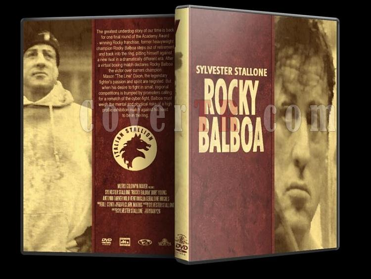 Rocky Collection - Custom Dvd Cover Set - English [1976-2006]-rocky-6-dvd-cover-wwwcovertrcomjpg